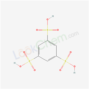 617-99-2,benzene-1,3,5-trisulfonic acid,