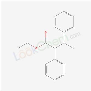 93902-88-6,ethyl 2,3-diphenylbutanoate,