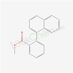 93655-02-8,methyl 2-naphthalen-1-ylbenzoate,