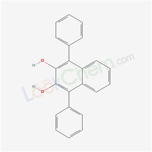 52457-58-6,1,4-diphenylnaphthalene-2,3-diol,
