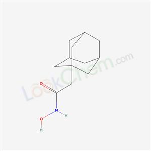 136561-40-5,2-(1-adamantyl)-N-hydroxy-acetamide,