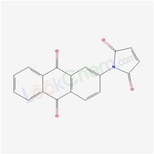 47281-76-5,1-(9,10-dioxoanthracen-2-yl)pyrrole-2,5-dione,