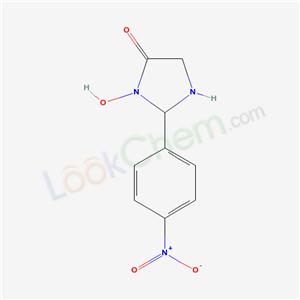27223-98-9,3-hydroxy-2-(4-nitrophenyl)imidazolidin-4-one,