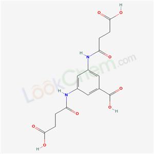 5224-14-6,3,5-bis(3-carboxypropanoylamino)benzoic acid,