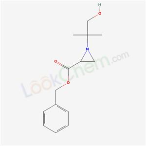 5278-12-6,benzyl 1-(1-hydroxy-2-methyl-propan-2-yl)aziridine-2-carboxylate,