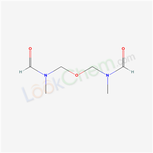 5129-83-9,N-[(formyl-methyl-amino)methoxymethyl]-N-methyl-formamide,