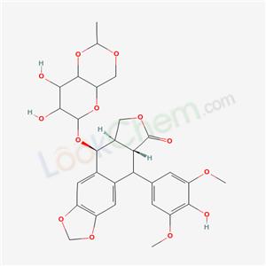 Etoposide(33419-42-0)