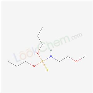 35812-42-1,N-dipropoxyphosphinothioyl-2-methoxy-ethanamine,