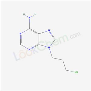 19255-49-3,9-(3-chloropropyl)purin-6-amine,