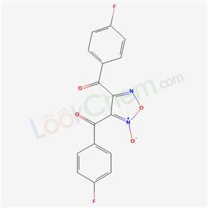 65239-31-8,[4-(4-fluorobenzoyl)-2-oxido-1-oxa-5-aza-2-azoniacyclopenta-2,4-dien-3-yl]-(4-fluorophenyl)methanone,