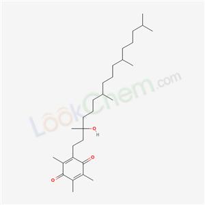 Molecular Structure of 7559-04-8 (Alpha-tocopherylquinone)