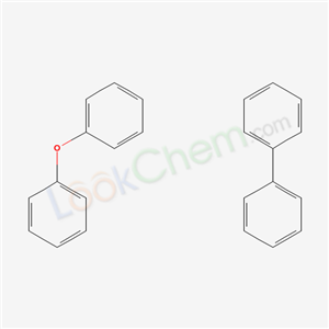 Molecular Structure of 8004-13-5 (PHENYL ETHER-BIPHENYL MIXTURE)