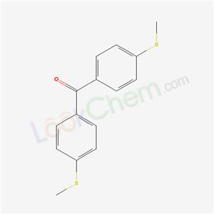 63084-99-1,bis(4-methylsulfanylphenyl)methanone,