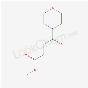 51935-31-0,methyl 4-morpholin-4-yl-4-oxo-butanoate,