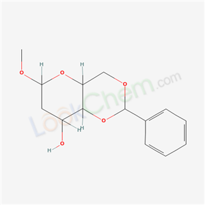 52612-68-7,4-methoxy-9-phenyl-5,8,10-trioxabicyclo[4.4.0]decan-2-ol,