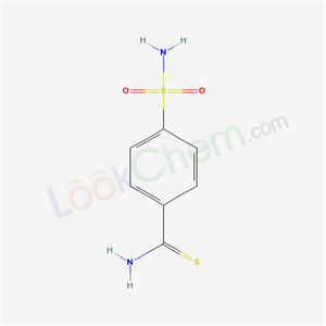 56236-74-9,4-sulfamoylbenzenecarbothioamide,
