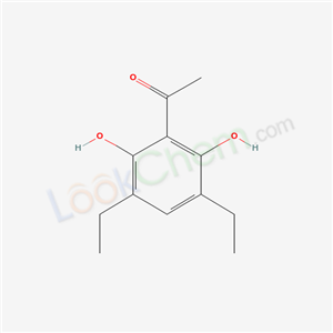 37467-65-5,1-(3,5-Diethyl-2,6-dihydroxyphenyl)ethan-1-one,