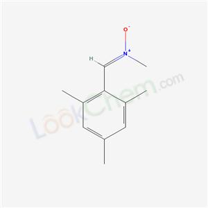 41106-03-0,Methanamine, N-((2,4,6-trimethylphenyl)methylene)-, N-oxide,