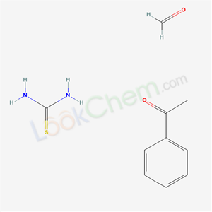 CAS NO:68527-49-1 formaldehyde; 1-phenylethanone; thiourea