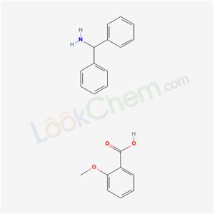 171507-30-5,alpha-Phenylbenzenemethanamine 2-methoxybenzoate,