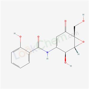 200496-85-1,Epoxyquinomicin C,