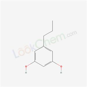 500-49-2,1,3-Benzenediol, 5-propyl-,
