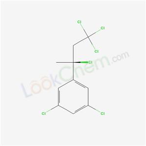 73588-42-8,1,3-dichloro-5-[(2S)-2,4,4,4-tetrachlorobutan-2-yl]benzene,
