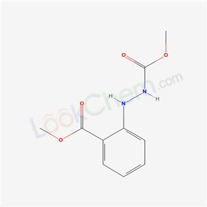 41120-20-1,methyl 2-(2-methoxycarbonylhydrazinyl)benzoate,