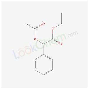 61624-15-5,ethyl 2-acetyloxy-2-phenyl-acetate,