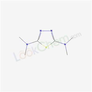 36339-90-9,N,N,N,N-tetramethyl-1,3,4-thiadiazole-2,5-diamine,