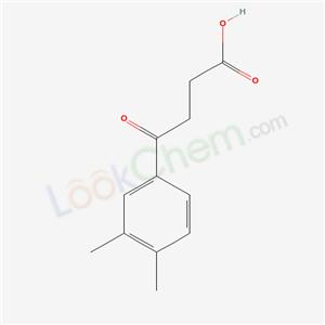Molecular Structure of 51036-98-7 (4-(3,4-dimethylphenyl)-4-oxo-butanoate)
