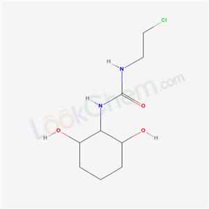 58484-16-5,1-(2-chloroethyl)-3-(2,6-dihydroxycyclohexyl)urea,