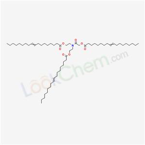 74275-84-6,bis(2-octadec-9-enoyloxyethyl)carbamoylmethyl octadec-9-enoate,