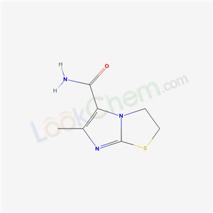 83253-42-3,3-methyl-6-thia-1,4-diazabicyclo[3.3.0]octa-2,4-diene-2-carboxamide,