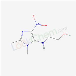 CAS NO:21677-65-6 RSU 3083 Molecular Structure