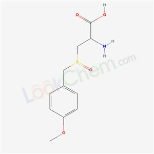 73243-09-1,2-amino-3-[(4-methoxyphenyl)methylsulfinyl]propanoic acid,