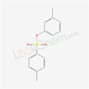 3955-72-4,1-methyl-4-(3-methylphenoxy)sulfonyl-benzene,