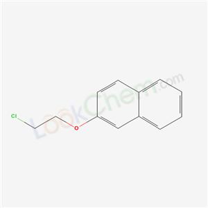 3383-79-7,2-(2-chloroethoxy)naphthalene,