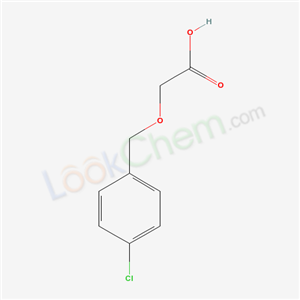 35513-00-9,2-[(4-chlorophenyl)methoxy]acetic acid,