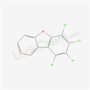 30402-14-3,Tetrachlorodibenzofuran,30402-14-3;Dibenzofuran, tetrachloro-;1,2,3,4-TETRACHLORODIBENZOFURAN;