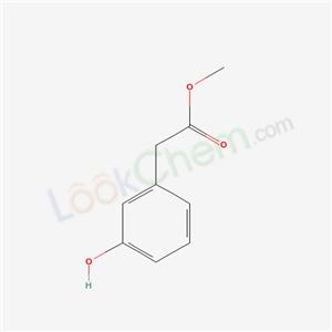 42058-59-3,Benzeneacetic acid, 3-hydroxy-, methyl ester,Methyl m-hydroxyphenylacetate;Methyl 3-hydroxyphenyl acetate;Methyl 2-(3-hydroxyphenyl)acetate;3-Hydroxyphenylaceticacidmethylester;