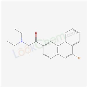 5430-94-4,1-(9-bromophenanthren-3-yl)-2-diethylamino-propan-1-one,
