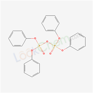 (diphenoxyphosphoryloxy-phenoxy-phosphoryl)oxybenzene