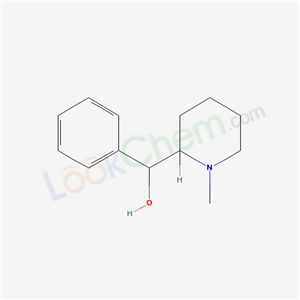 6268-94-6,(1-methyl-2-piperidyl)-phenyl-methanol,