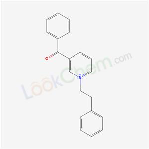 88890-89-5,(1-phenethylpyridin-5-yl)-phenyl-methanone,