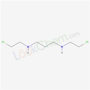 43203-35-6,1,3-Propanediamine, N,N-bis (2-chloroethyl)-, dihydrochloride,