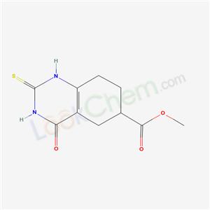 5429-52-7,methyl 4-oxo-2-sulfanylidene-5,6,7,8-tetrahydro-1H-quinazoline-6-carboxylate,