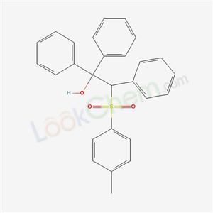 51384-41-9,2-(4-methylphenyl)sulfonyl-1,1,2-triphenyl-ethanol,