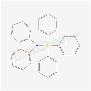 18881-49-7,N-phenyl-N-triphenylsilyl-aniline,