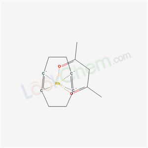 High quality (1,5-Cyclooctadiene)Rhodium(I) 2,4-Pentanedionate supplier in China